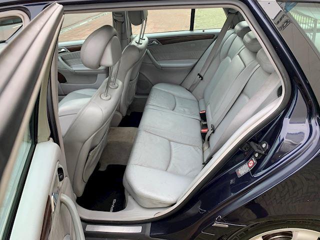 Mercedes-Benz C-klasse Combi 270 CDI Elegance