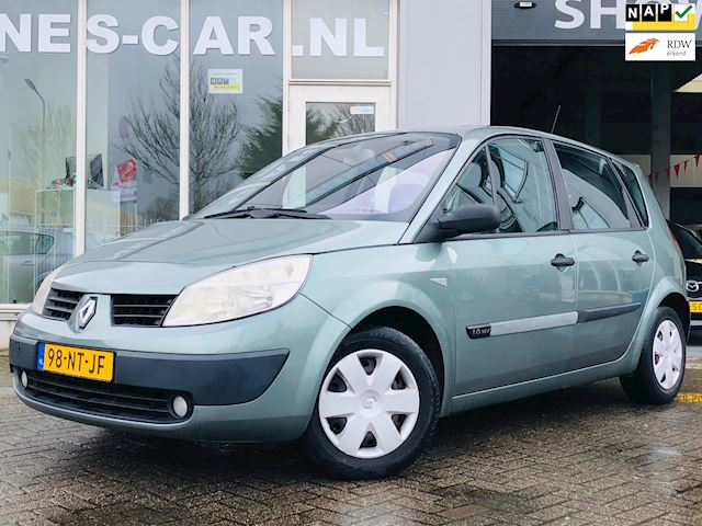 Renault Scénic 1.6-16V Dynamique Comfort Airco, Cruise, Nette Staat!!