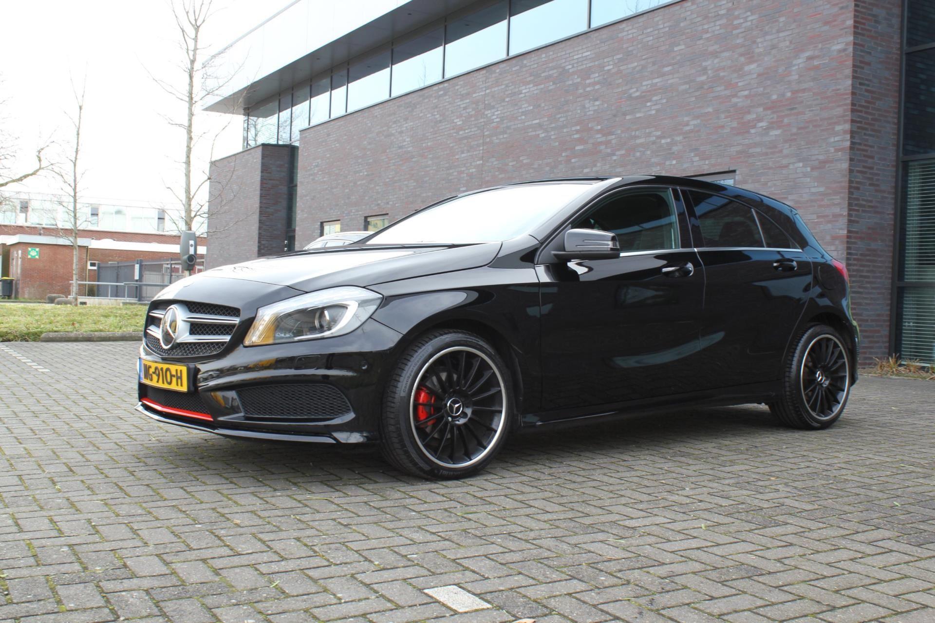 Mercedes-Benz A-klasse occasion - Autoflex Grootebroek