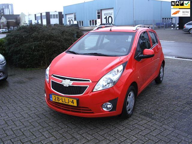 Chevrolet Spark occasion - Garage H. Aarden