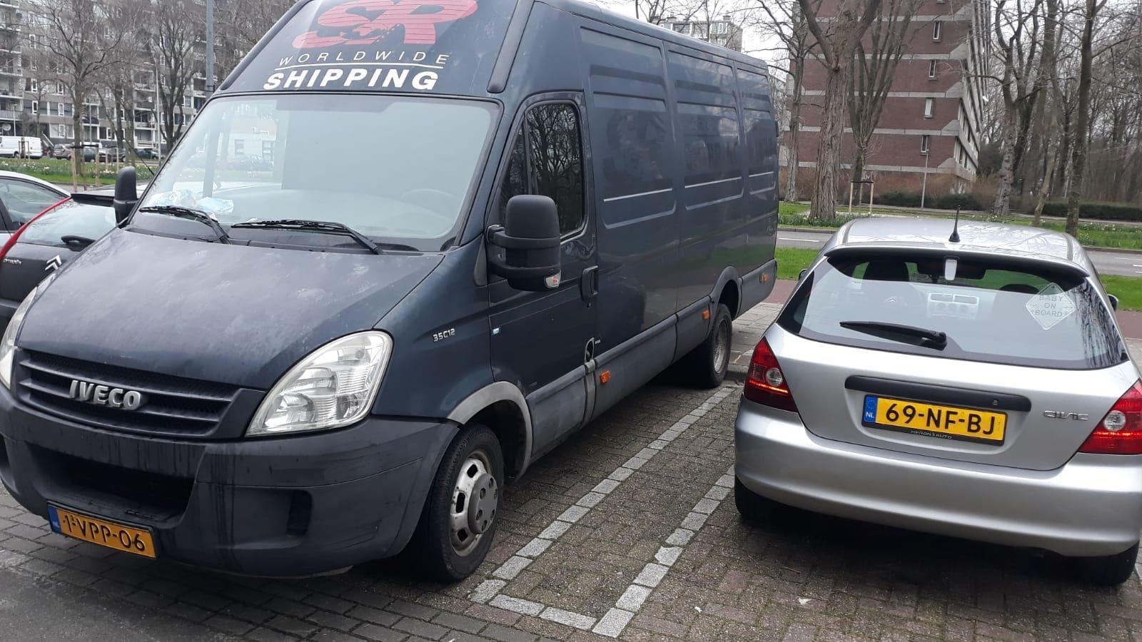 Iveco Daily occasion - Autobedrijf Oudewater
