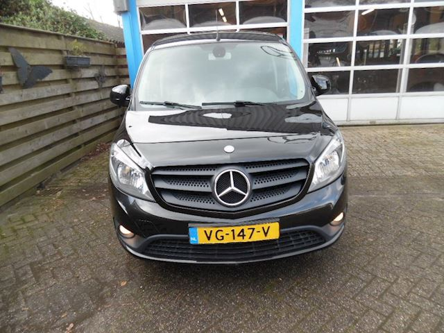 Mercedes-Benz Citan 111 CDI BlueEFFICIENCY