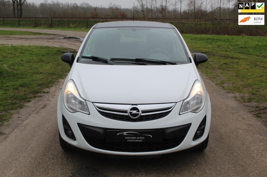 Opel Corsa occasion - Veenstra Auto's