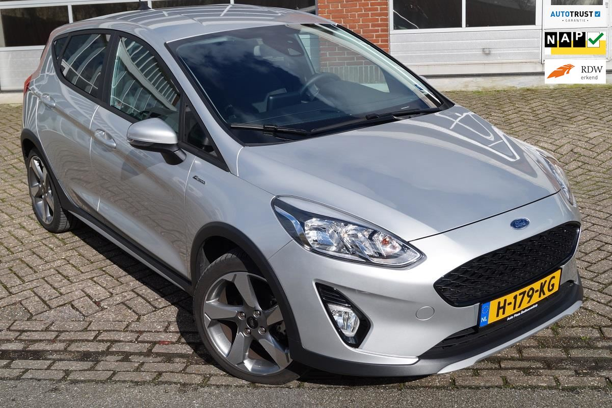 Ford Fiesta occasion - Auto Plaza Badhoevedorp