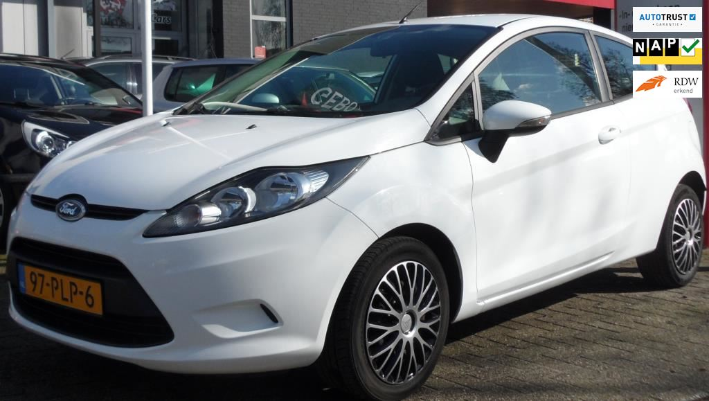 Ford Fiesta occasion - Gebo Auto's