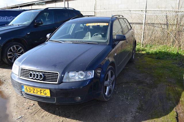 Audi A4 Avant occasion - Weteringbrug Auto's