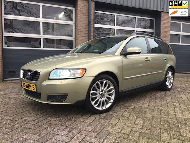 Volvo V50 1.8 Kinetic navi trekhaak