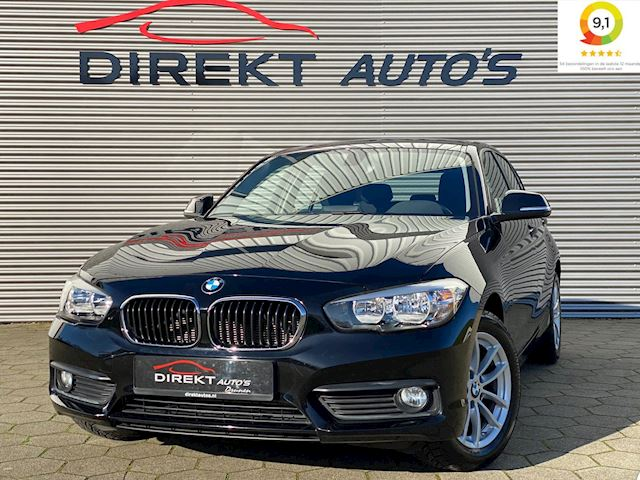 BMW 1-serie 116i /FACELIFT/TREHAAK/STOELVERWARMING/LED