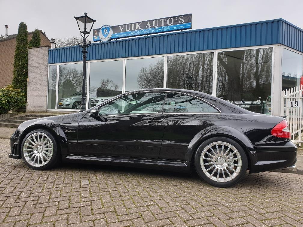 Mercedes-Benz CLK-klasse Coupé occasion - Vuik Auto's