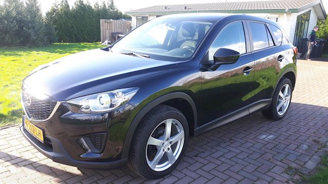 Mazda CX-5 2.0 S 2WD Trekhaak