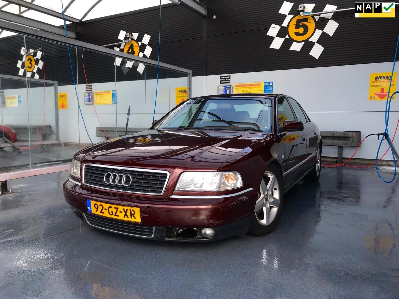 Audi A8 occasion - Pitstop Car Trading