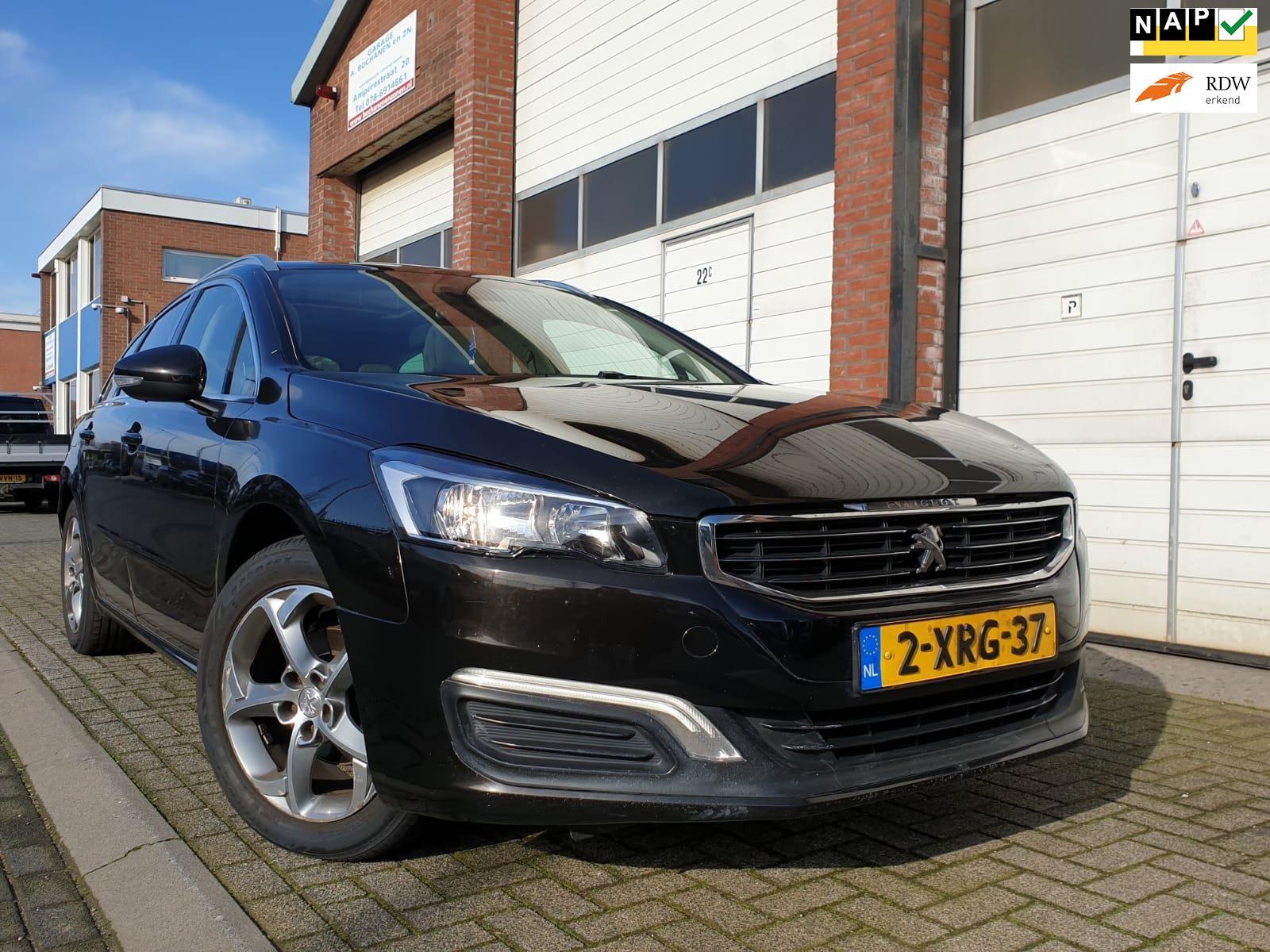 Peugeot 508 SW occasion - Auto Noordbrug BV