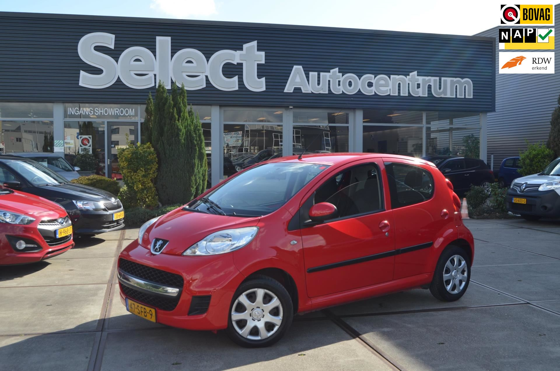 Peugeot 107 occasion - Select Autocentrum