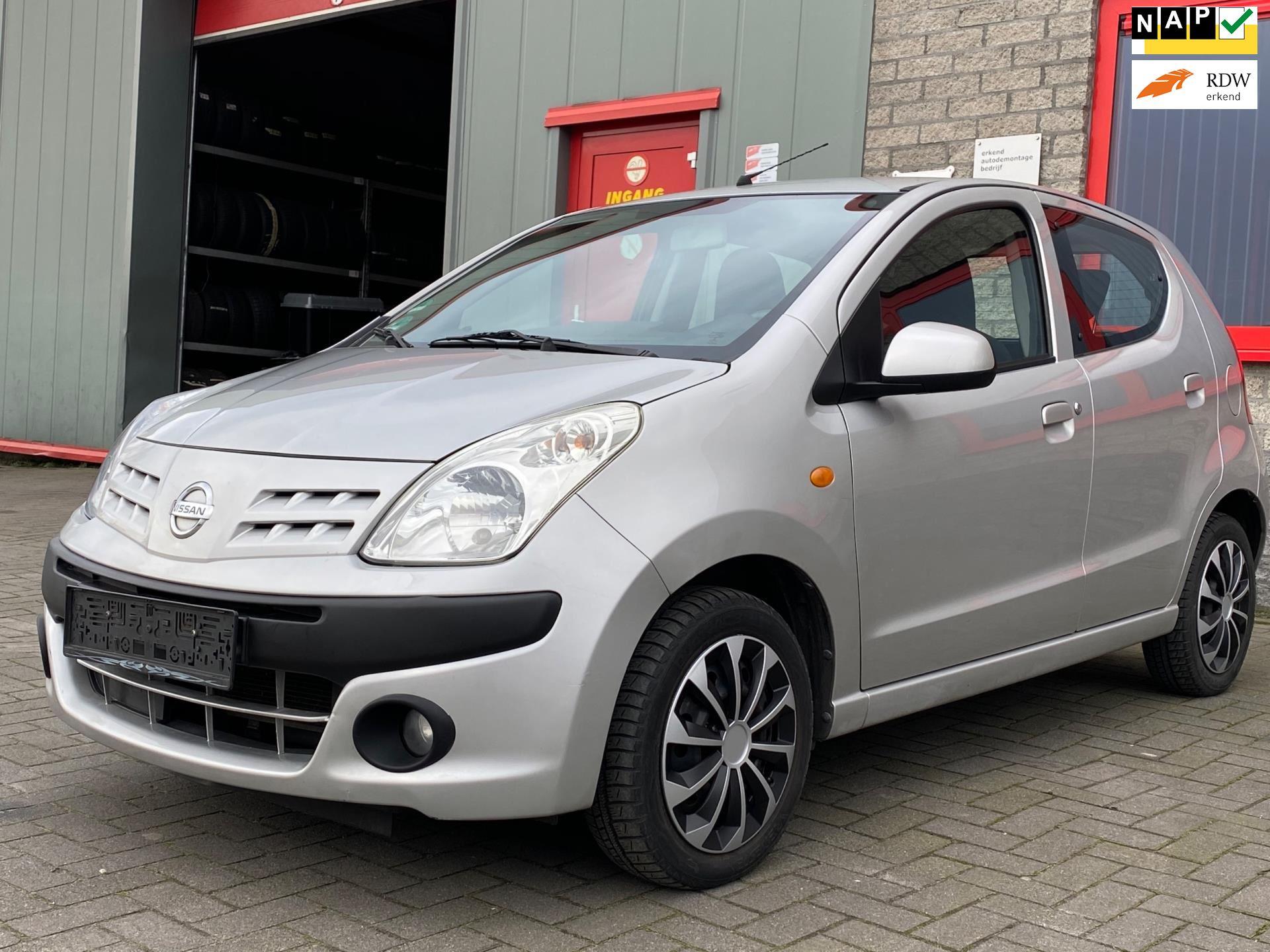 Nissan Pixo occasion - Autobedrijf Tommie Weber & zn.