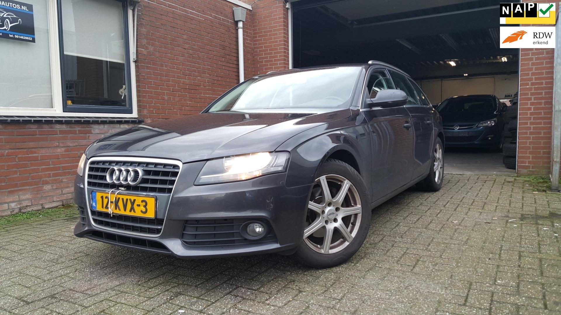 Audi A4 Avant occasion - B.O. Auto's