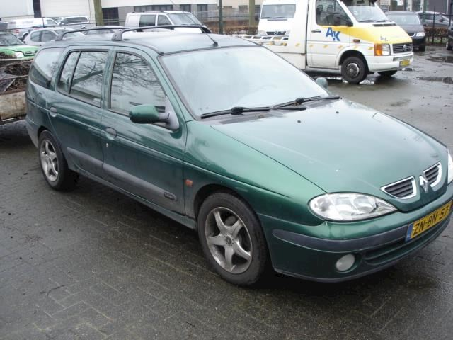 Renault Mégane Break 1.4-16V RXE