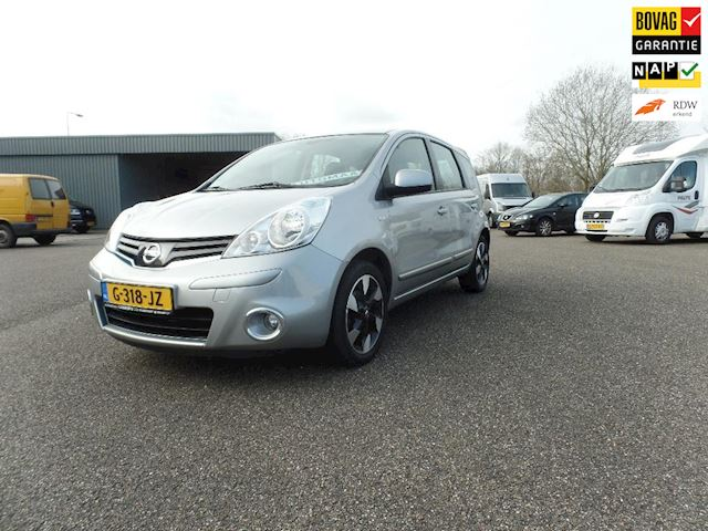 Nissan Note 1.6 Life + OPTIE