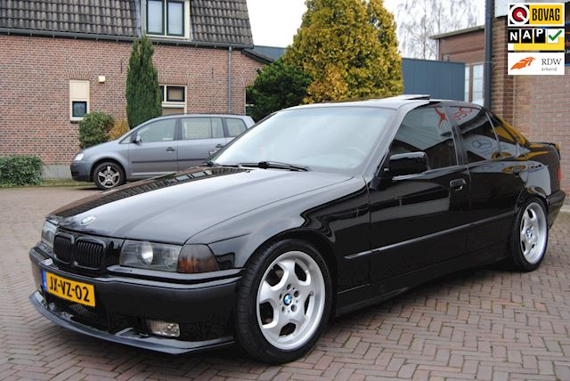 BMW 3-serie occasion - Carservice Verbeek