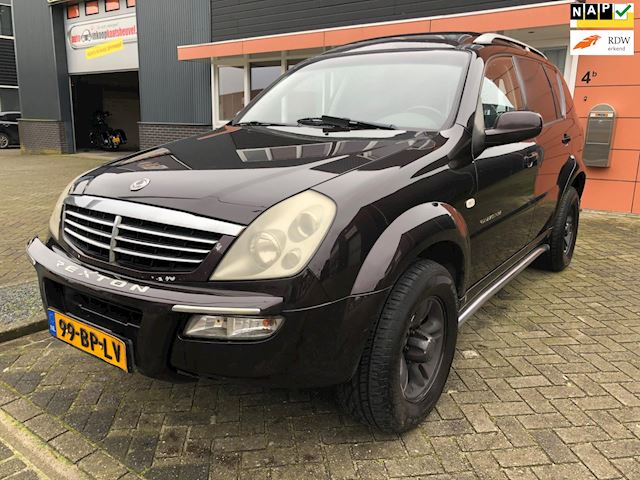 SsangYong Rexton RX 270 Xdi HR marge auto