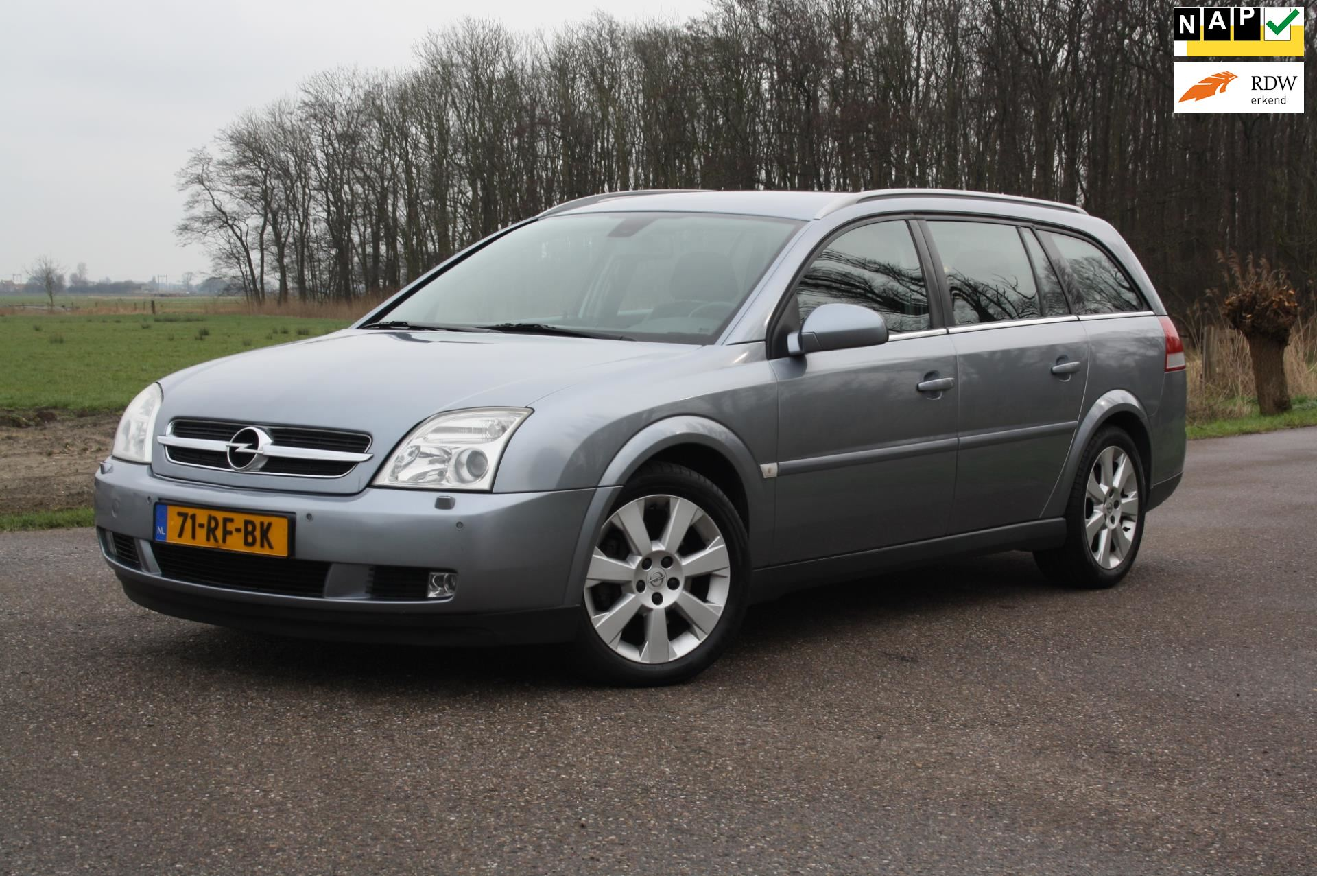 Opel Vectra Wagon occasion - Favoriet Occasions