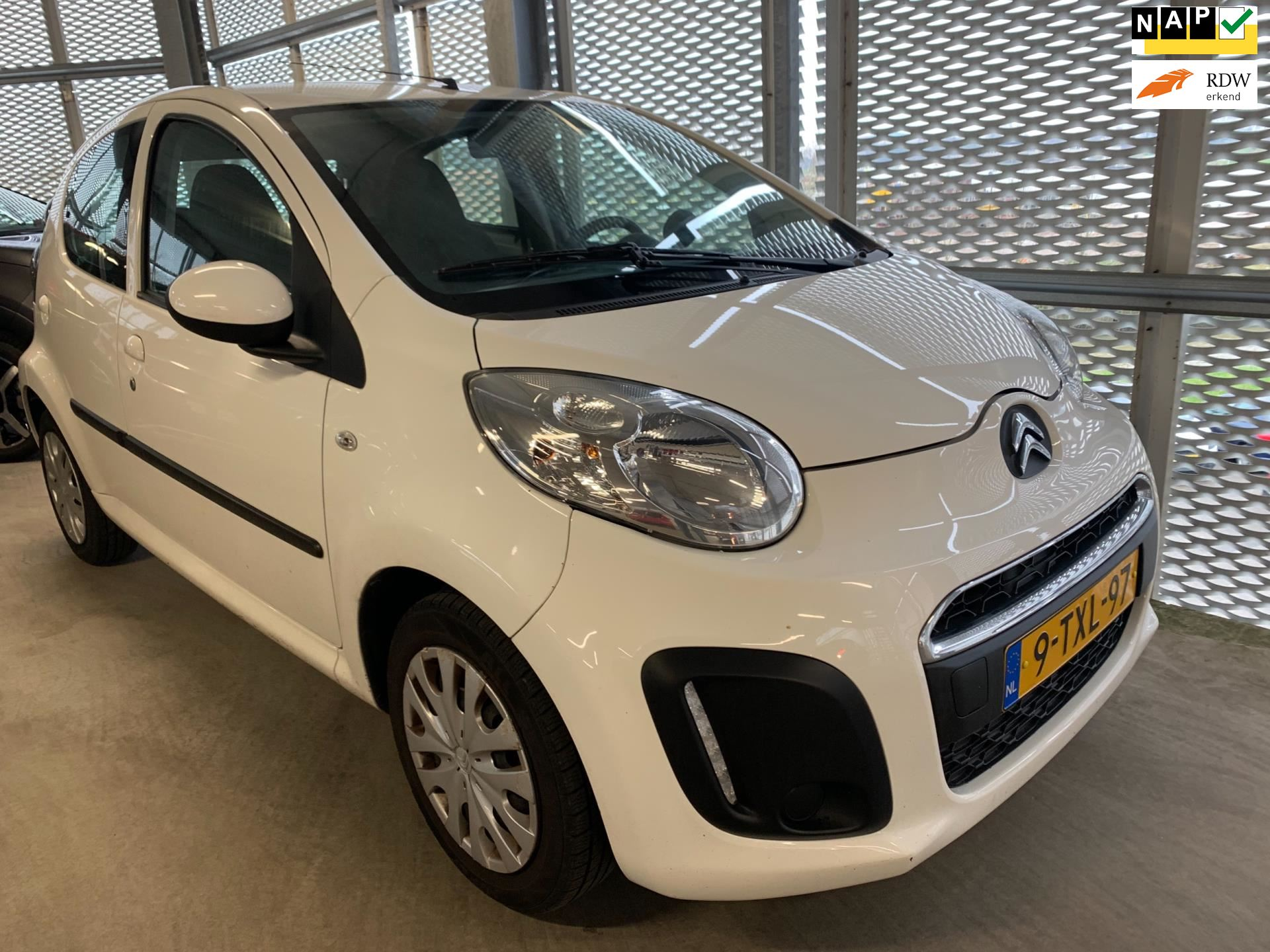 Citroen C1 occasion - Van der Made Auto's