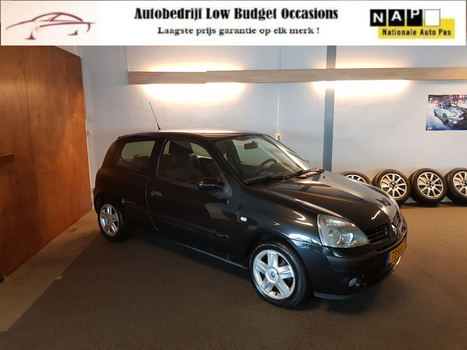 Renault Clio occasion - Low Budget Occasions