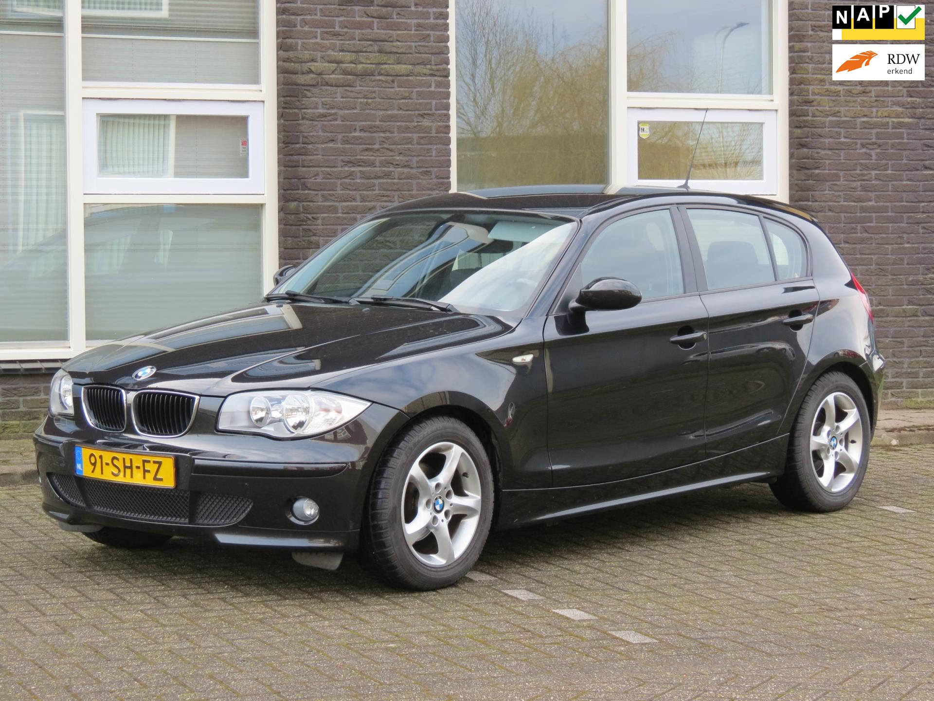 BMW 1-serie occasion - AMCARS