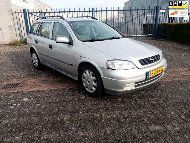 Opel Astra Wagon occasion - LuCars