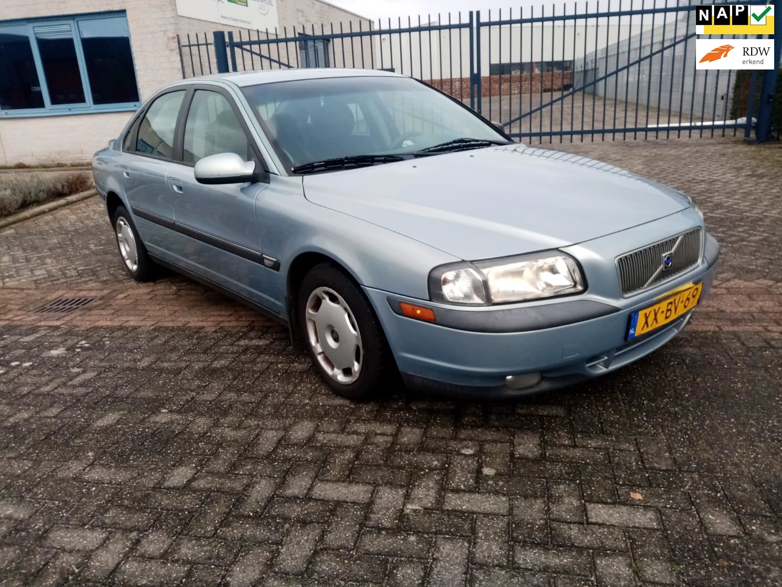 Volvo S80 occasion - LuCars