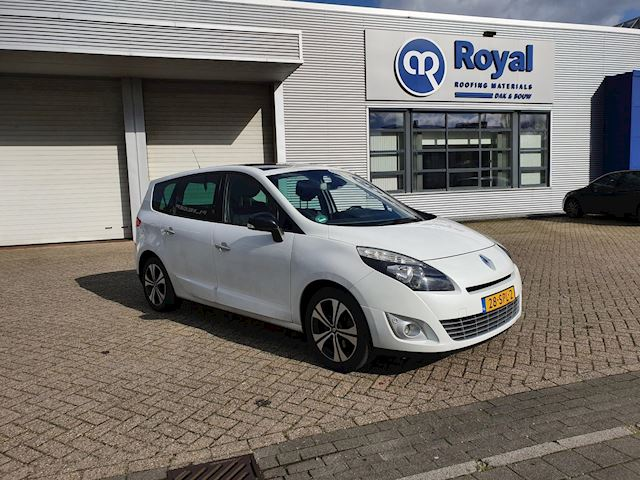 Renault Grand Scénic 1.6 dCi Bose 7p. LEDER CLIMA NAVI PDC PANORAMA VOL OPTIES