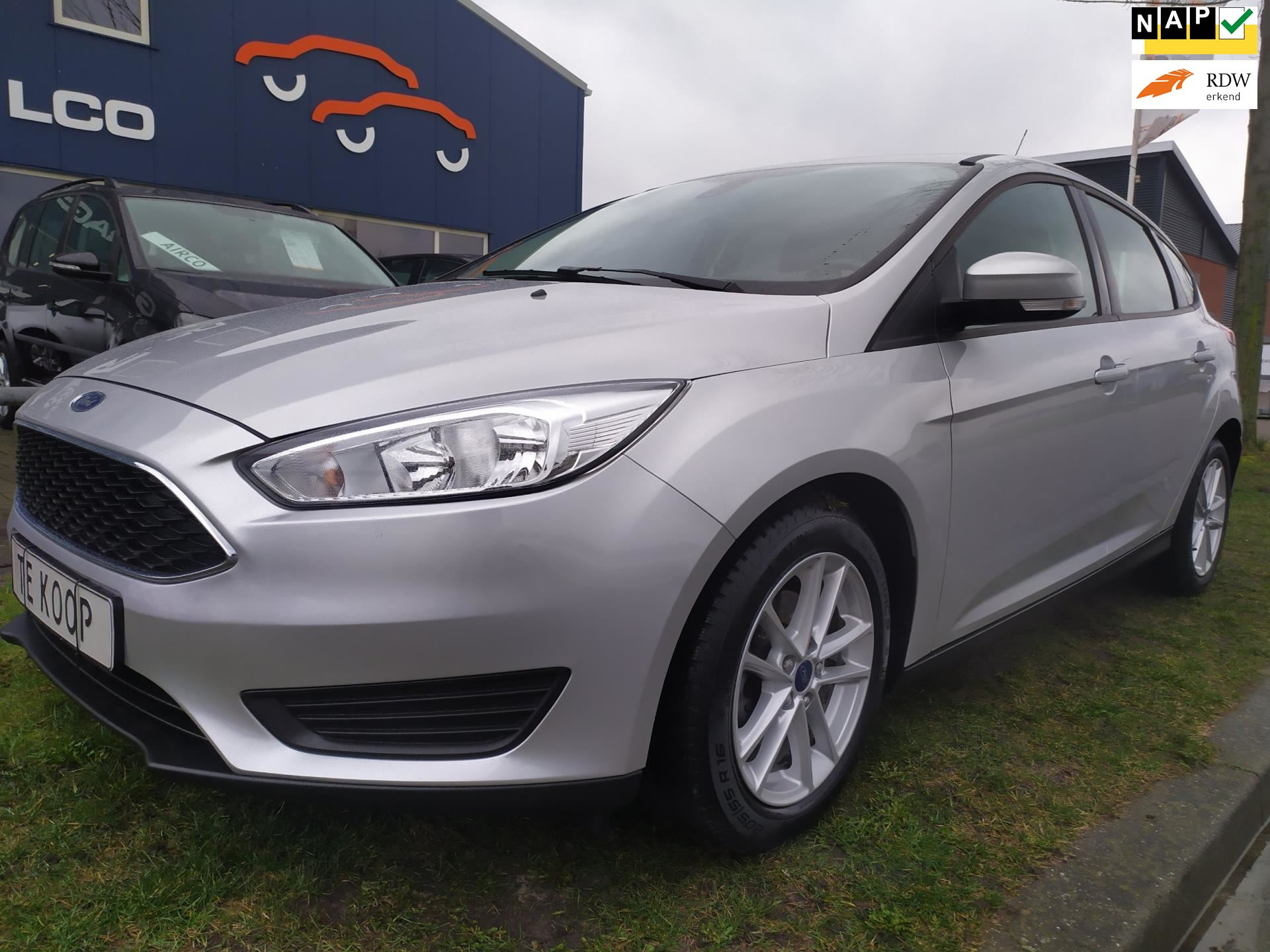 Ford Focus occasion - Garage Elco