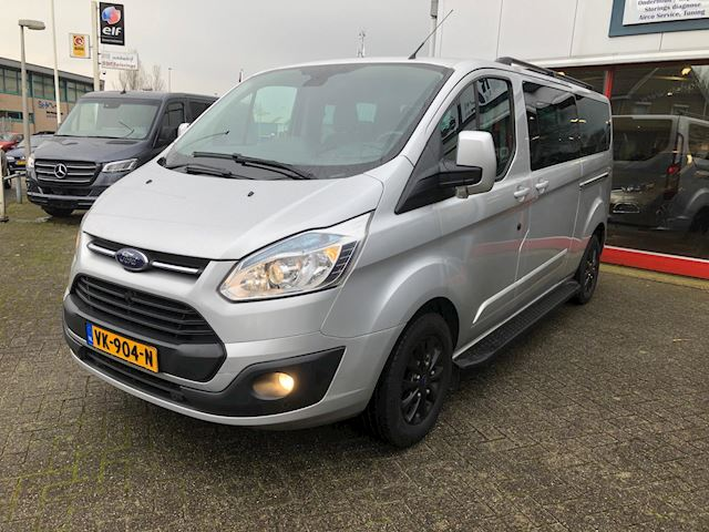 Ford Transit Custom Tourneo 310 2.0 TDCI L2H1 Titanium 9 PERSOONS OF ALS DC 5 PERSOONS LUXE TOURNEO