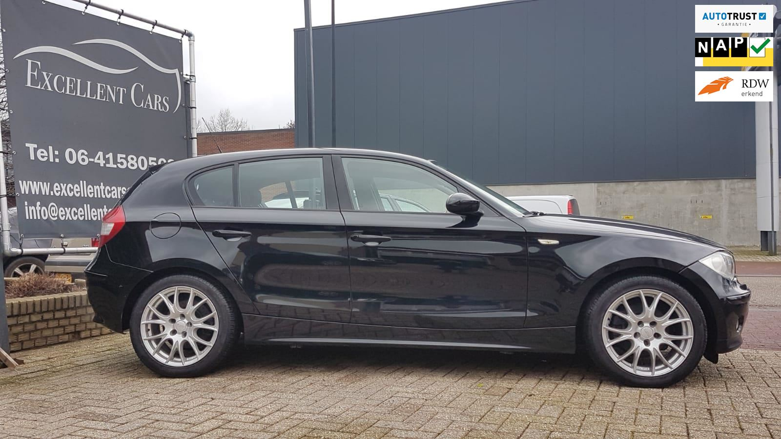 BMW 1-serie occasion - Excellent Cars