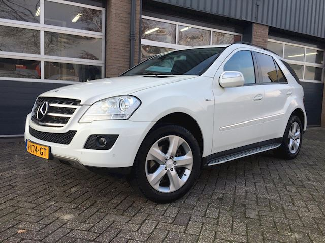 Mercedes-Benz ML 320 BLUETEC 4-MATIC MARGE!! Grijs kenteken