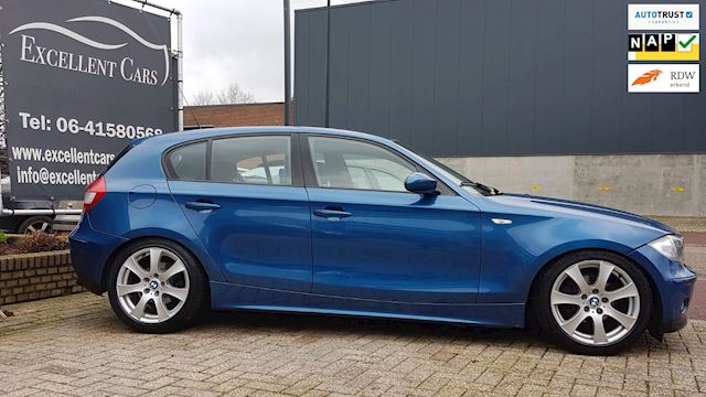 BMW 1-serie 116i High Executive Airco/Navi/PDC/Nw.APK/112dkm