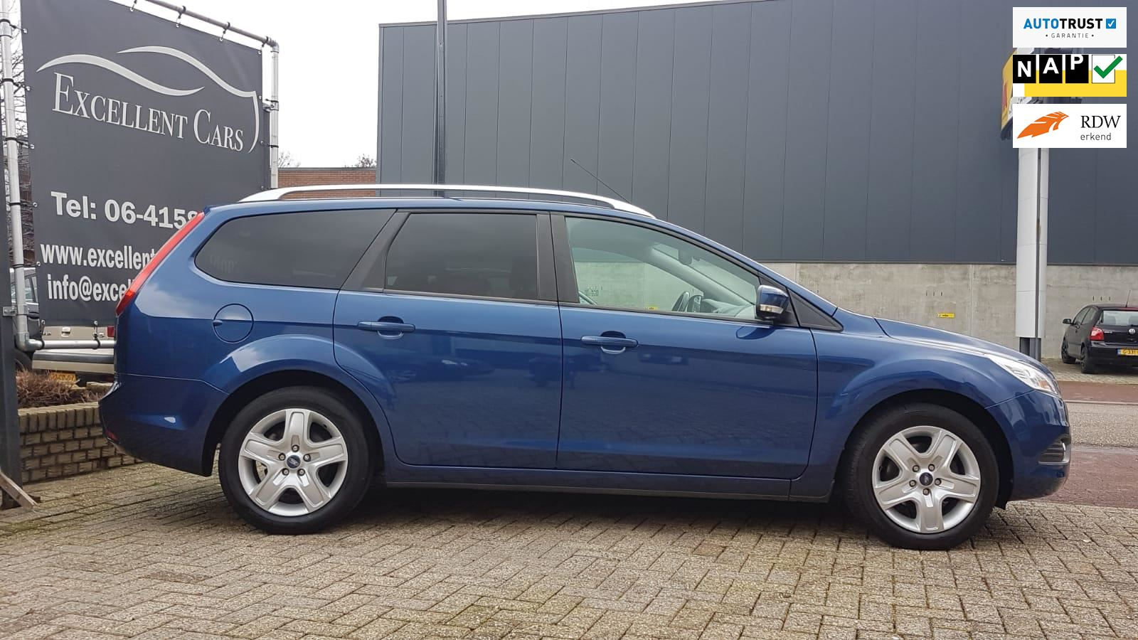 Ford Focus occasion - Excellent Cars