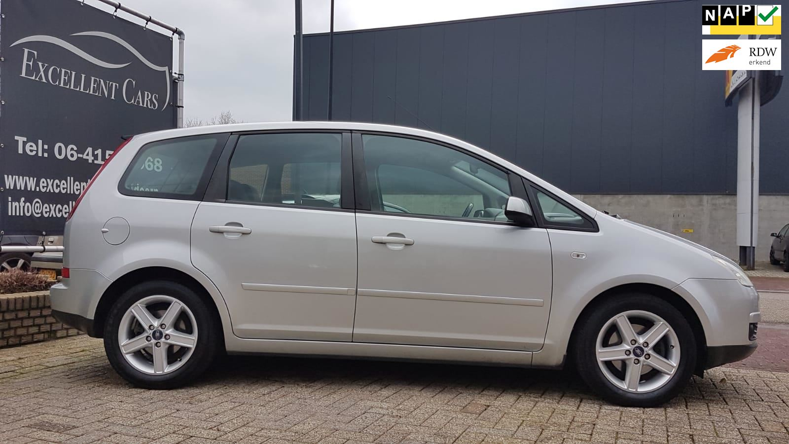 Ford Focus C-Max occasion - Excellent Cars