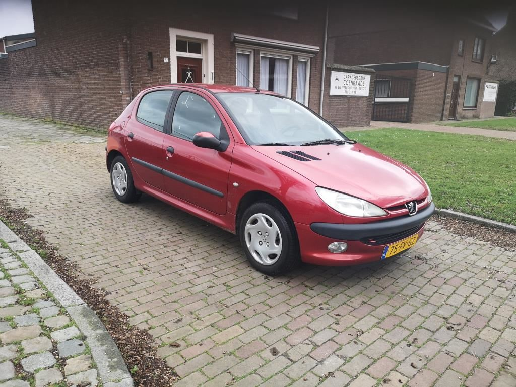 Peugeot 206 occasion - Yahya Auto Occasions