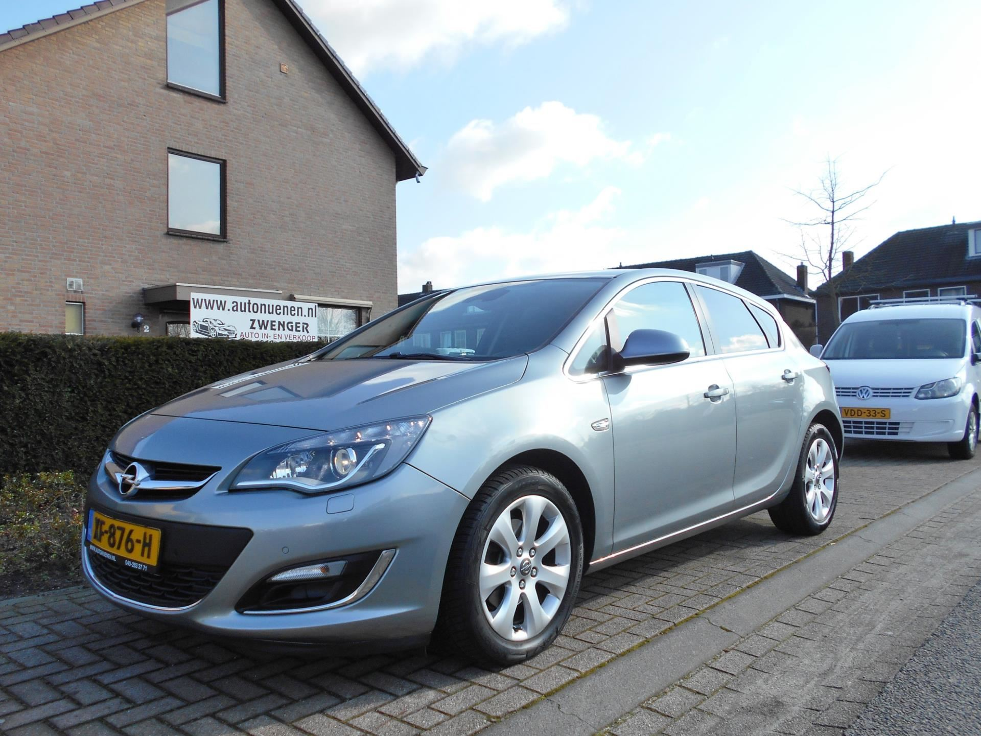Opel Astra occasion - Zwenger Auto's