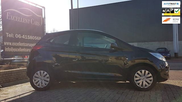 Ford Ka 1.2 Cool & Sound start/stop Airco/Electr.Ramen/Nw.Apk