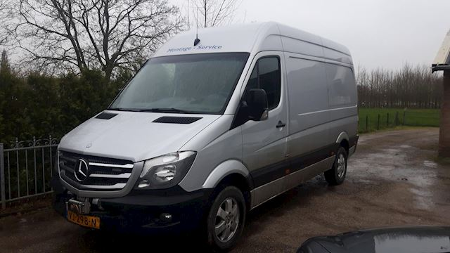 Mercedes-Benz Sprinter 319 3.0 BlueTEC 366 190pk