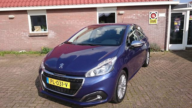 Peugeot 208 1.2 PureTech Blue Lease Executive