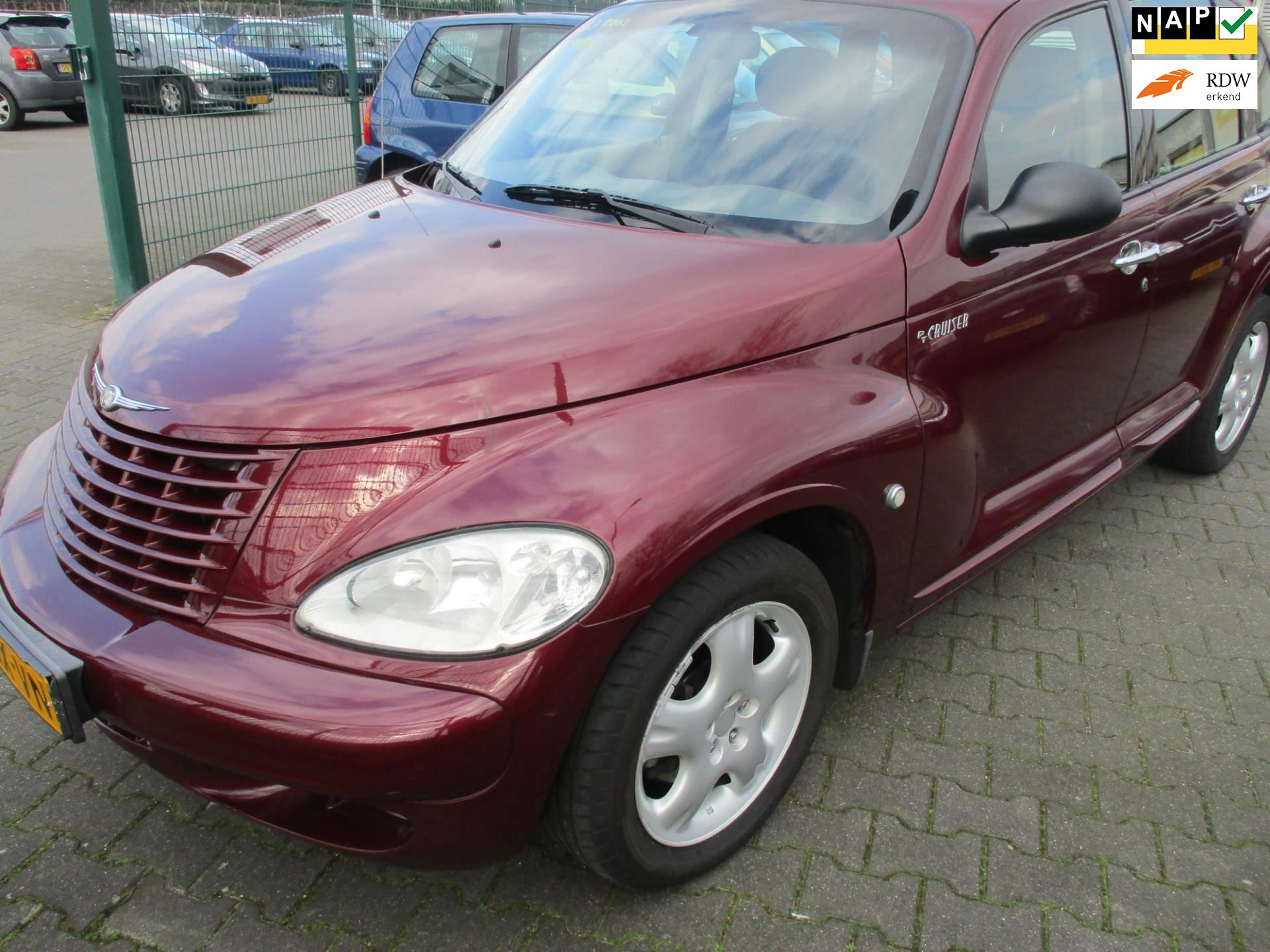 Chrysler PT Cruiser occasion - Harry Jakab Auto's
