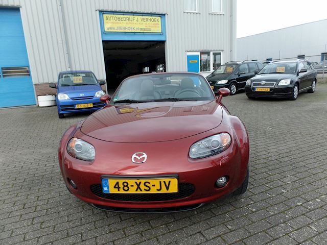 Mazda MX-5 1.8 Executive Hollandse auto