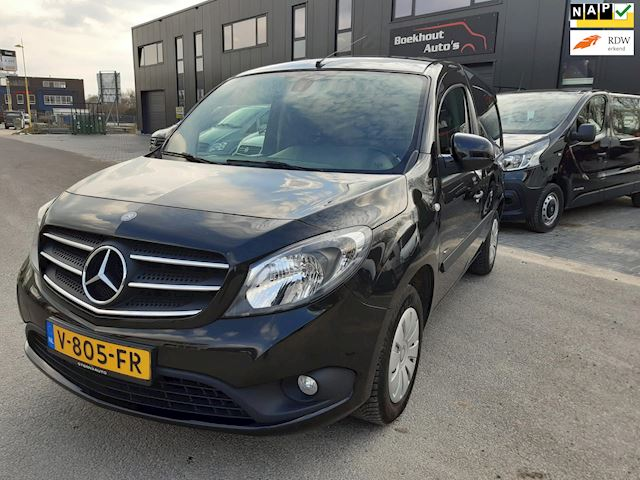 Mercedes-Benz Citan 109 CDI BlueEFFICIENCY Business Ambition