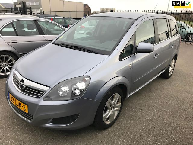 Opel Zafira 1.6 111 years Edition EURO4(7PERSOONS) Info:0655357043