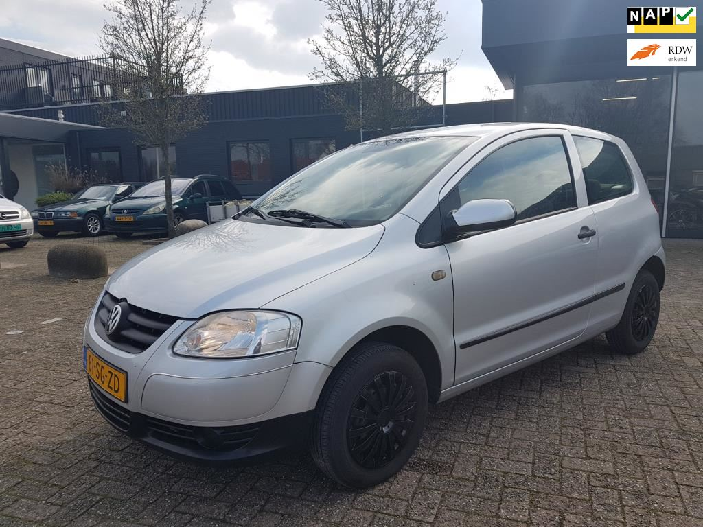 Volkswagen Fox occasion - Low Budget Cars