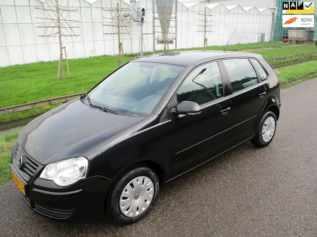 Volkswagen Polo 1.4 TDI Optive 5 Drs met Airco