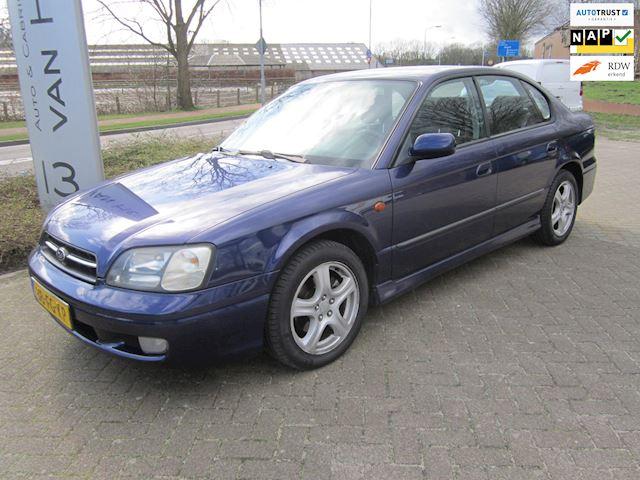 Subaru Legacy 2.5 GX AWD ** YOUNGTIMER !! / 1800 KG trekgew.TREKHAAK / LM VELGEN /4x ELECTR.RAMEN