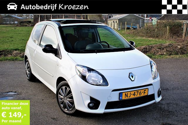 Renault Twingo 1.2-16V Night & Day * Panorama dak * Airco *